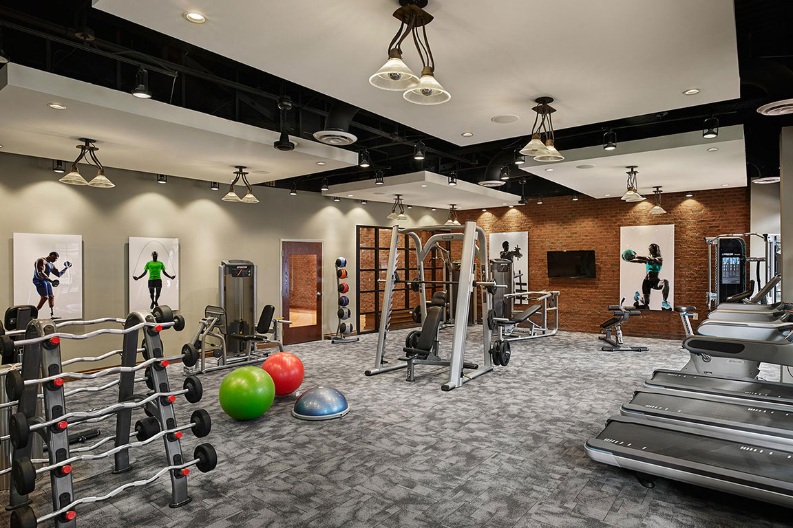 STATE OF THE ART FITNESS CENTER feature image