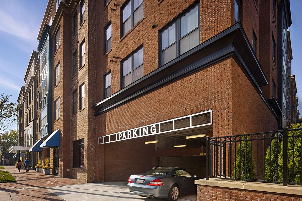 ON-SITE PARKING feature image