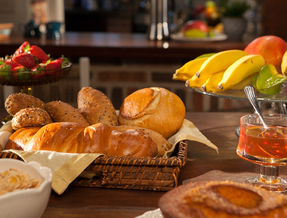 continental breakfast banner image