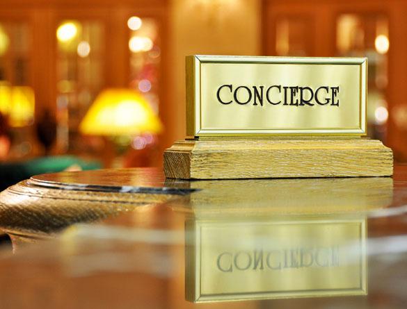 CONCIERGE Banner image