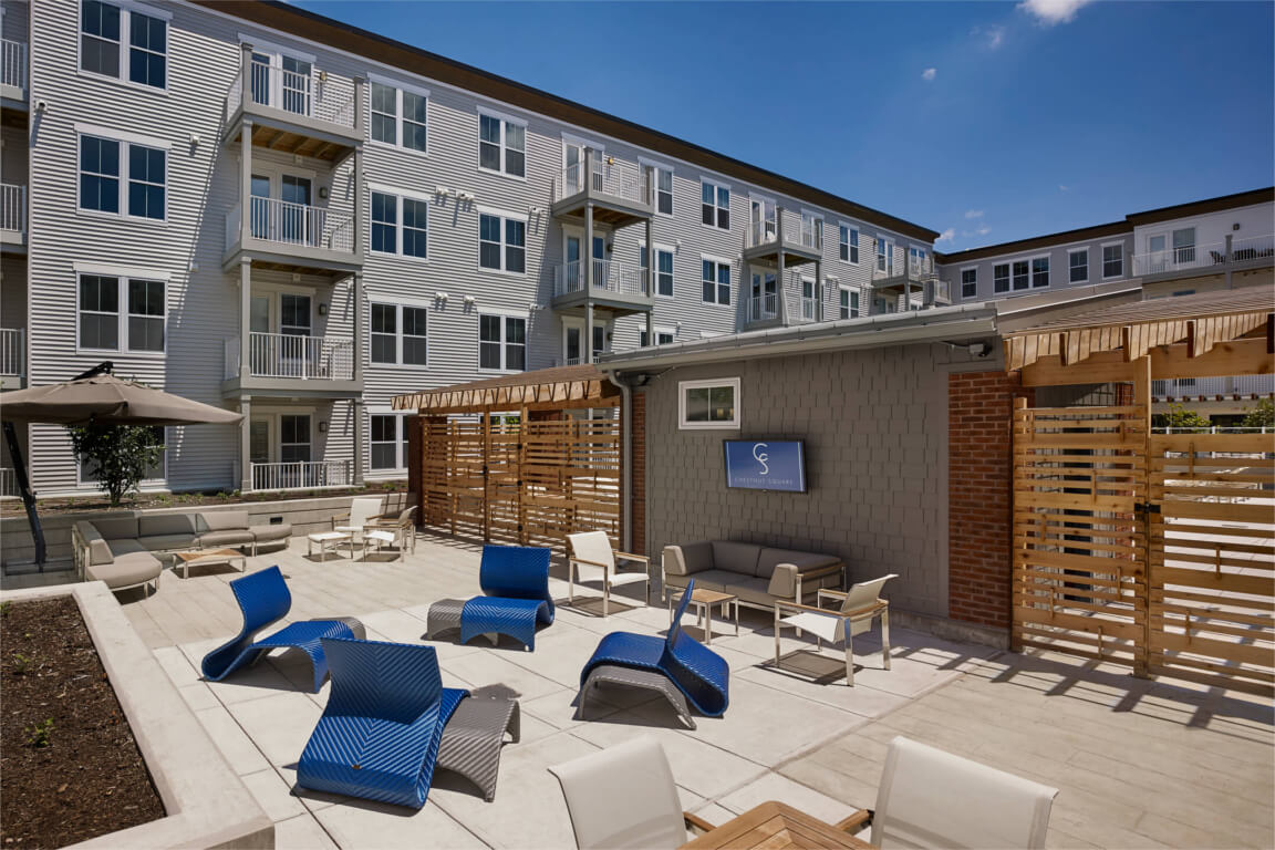 QUIET COURTYARD feature image