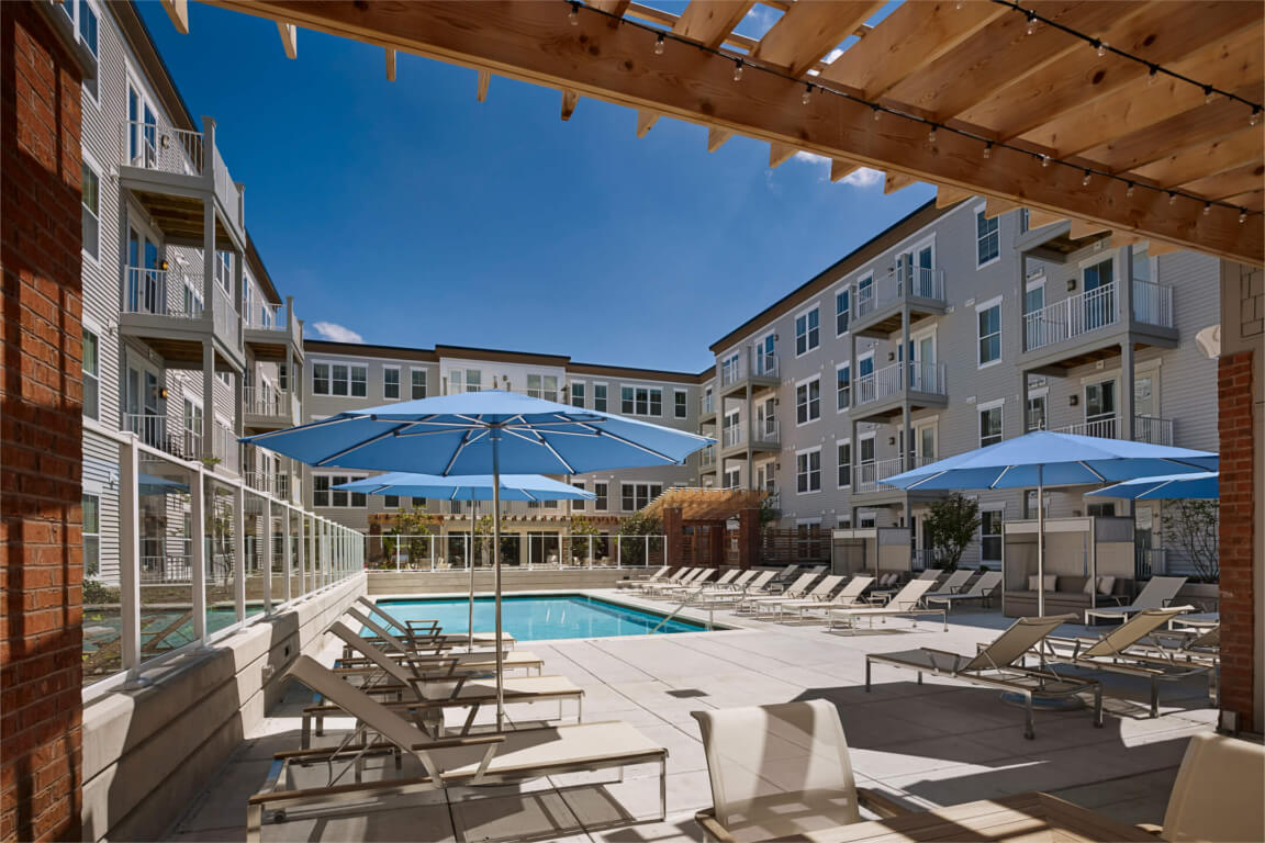 SWIMMING POOL & SUNDECK feature image